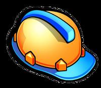 Builder's helmet