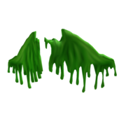 Nickelodeon Slime Wings