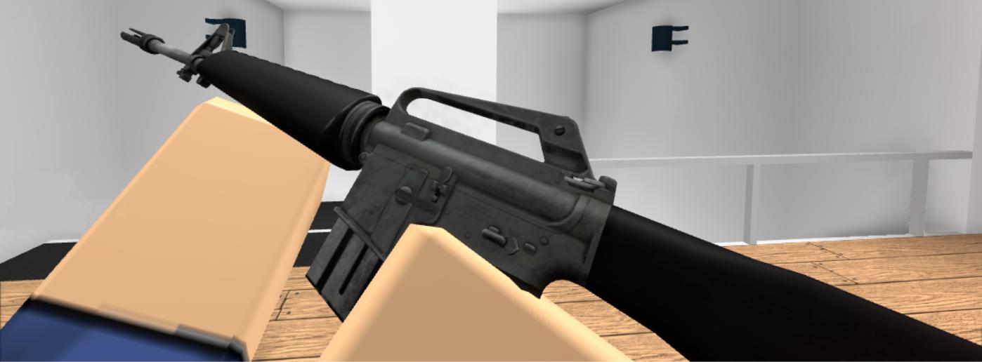M16a1 Arsenal Wiki Fandom