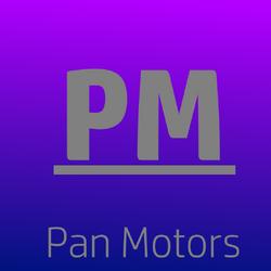 Pan Motors Logo