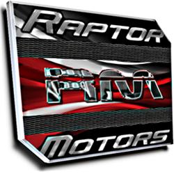 Raptor Motors LOGO