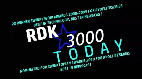 RDK 3000 Today special Equinox Auto Show