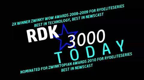 RDK 3000 Today special Equinox Auto Show