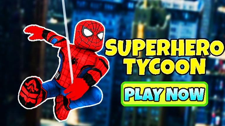 SuperHero Tycoon Simulator   RobloxCodeSnake Wiki   FANDOM