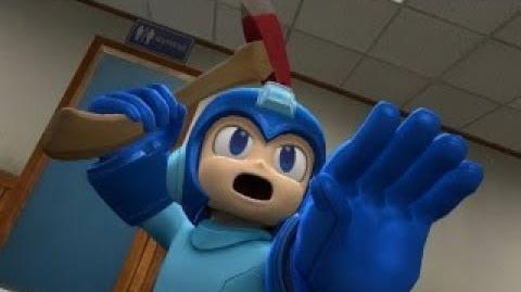 Super Angry Robot Megaman -REUPLOAD-