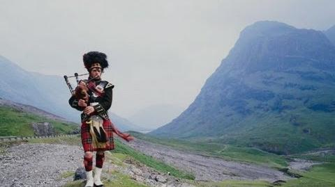 ♫ Scottish Bagpipes - Going Home ♫-0