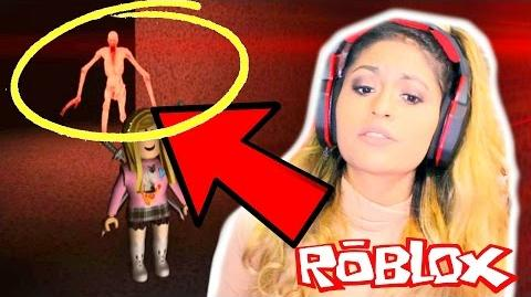 Video This Game Trapped Me With A Scary Thing Roblox