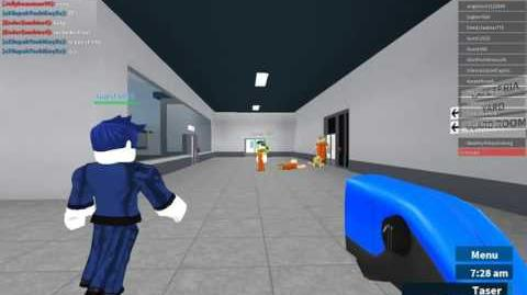 I Sawed Guest 666 in Roblox By MyBox77