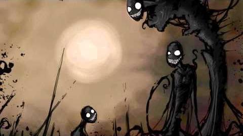 Dark Piano Music - The Shadow People (Original Composition)