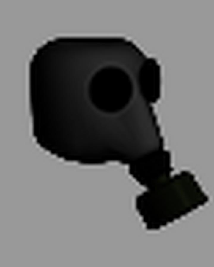 Gas Mask Roblox Death Zone Wiki Fandom