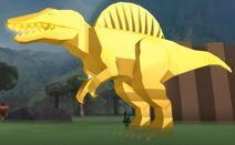 Dinosaur Hunter - Golden Spino
