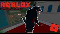 Dinosaur Hunter - Godzilla