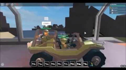 Halo The Last Spartan PART 3 (ROBLOX Movie)