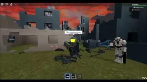 Halo The Last Spartan PART 1 (ROBLOX Movie)