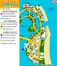 MapOfMayaniBeach