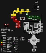 Robloxs Myths Containment Facility Robloxian Myth Hunters - roblox chuck lloyd basement codes map