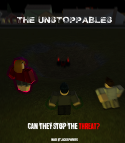 Unstoppablesposter