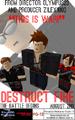 DestructFireThisIsWarPoster.png