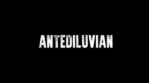 Antediluvian Teaser Trailer