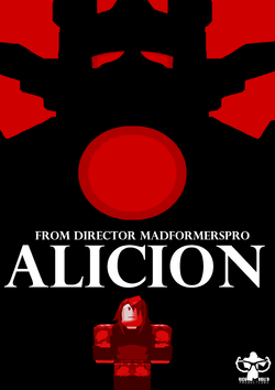 NEW & Simple Alcion poster