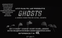 Ghosts Poster