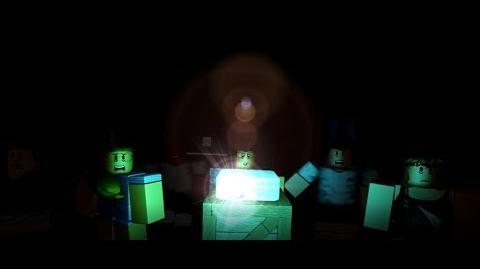 It The Fallen Projector Scene Test Footage