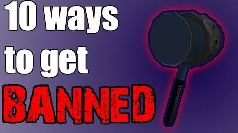 10 ways to get banned on ROBLOX
