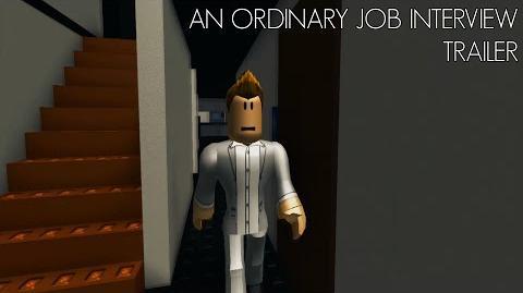 An Ordinary Job Interview Trailer (2014 Film)