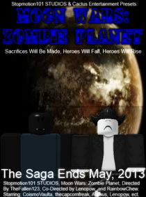 Zombie Planet Poster