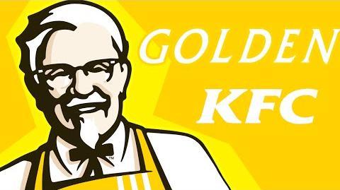 GOLDEN KFC - A ROBLOX Machinima