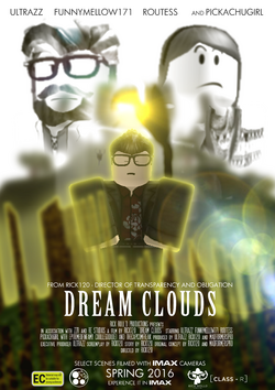 Dream Clouds Reboot Main Poster