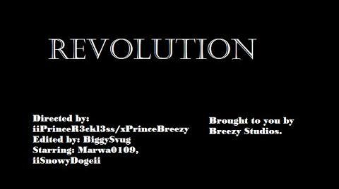 Breezy Studios Presents Revolution trailer