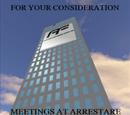 Meetings at Arrestare