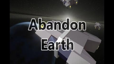 Abandon Earth Episode 1-The Beginning