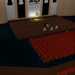 The Noub Theater, venue for the 2013 GNAs.