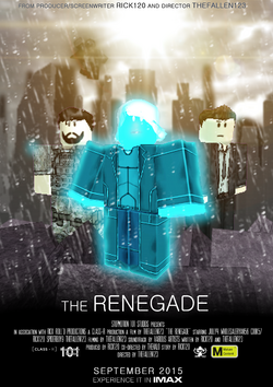 The Renegade Final Poster