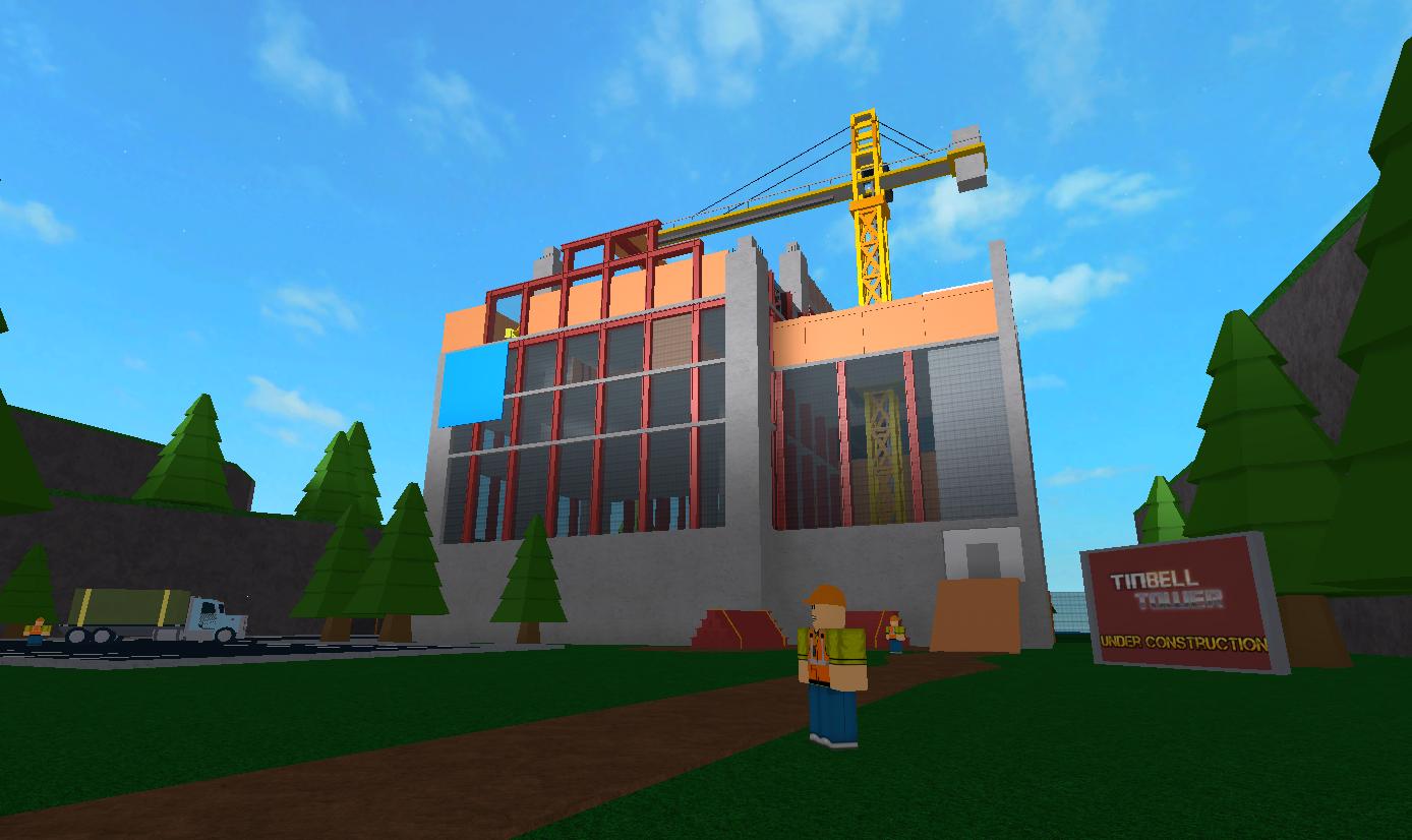 Tinbell Construction Site | Pokémon Brick Bronze Wikia | Fandom