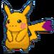 Shiny Valentimes Pikachu