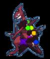 Event Sceptile Mega Shiny
