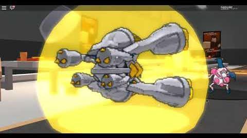 Pokémon Brick Bronze - Eclipse Base & Admin Jake Battle