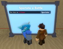 Spectating