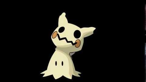 Pokémon - Mimikyu (Cry)