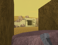 Desert Catacombs Entrance