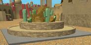 Sand Fountain