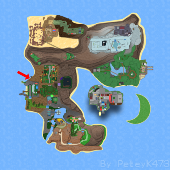 Silver Cove | Pokémon Brick Bronze Wikia | Fandom