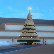 Christmas Tree in Anthian Park