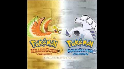 Pokemon Heart Gold Silver OST National Park