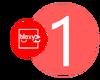 BloxyTV1 logo transparent