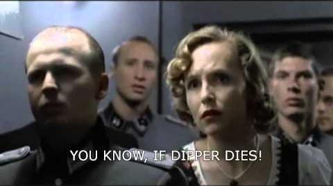 Why Hitler would join Dragon Dipper Productions.