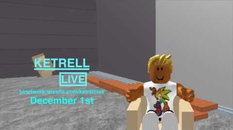 Ketrell Live Promo
